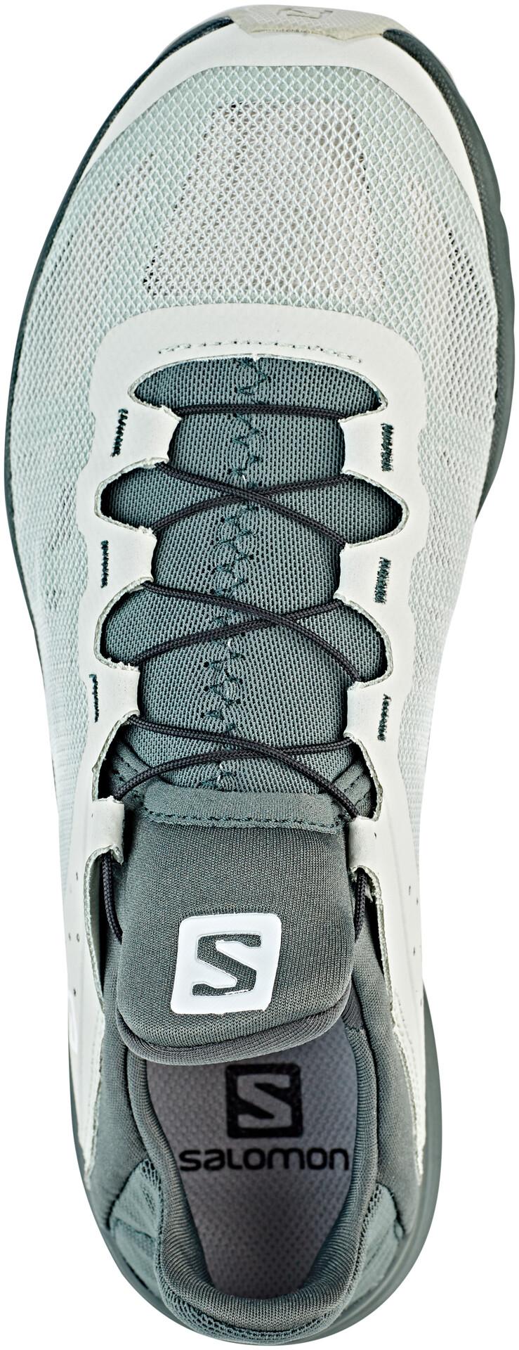 Salomon Amphib Bold Shoes Damen mineral graycrown bluewhite